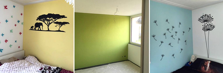 raumwunder | Ein Gesamtkonzept für den Neubau | Farbkonzept