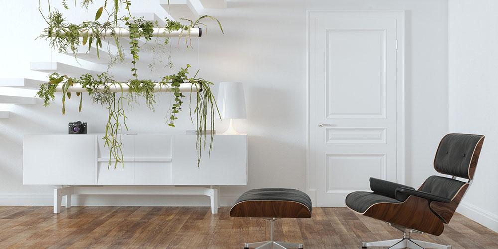 raumwunder | Pendularis - Blickfang mit Pflanzen | Wohnzimmer