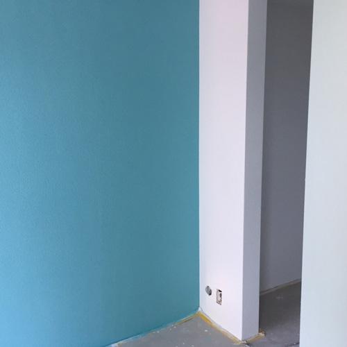 raumwunder | Entree Gestaltung | Neue Farbe