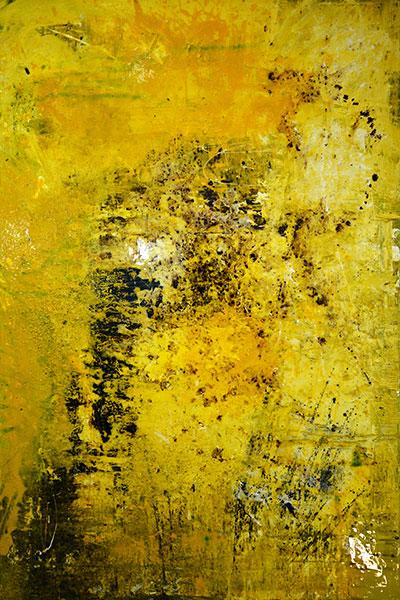 raumwunder | Organisation von Ausstellung mit Vernissage | Bild Gelb