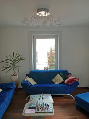 raumwunder | Wohnzimmergestaltung vorher/nachher | Vor der Gestaltung
