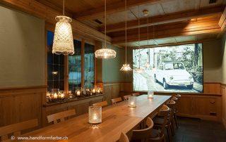 raumwunder   Beratung Geschäftsraum Einrichtung für Firmen   Restaurant