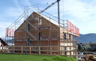 raumwunder   Ein Gesamtkonzept für den Neubau   Bauphase
