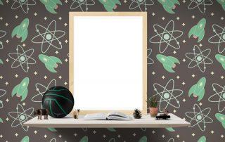 raumwunder   Ein Kinderzimmer umstellen   Spiegel