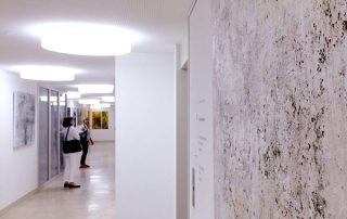 raumwunder | Organisation von Ausstellung mit Vernissage | Atelier Rolf