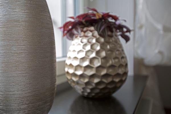 raumwunder | Wohnzimmer vorher - nachher | Vase