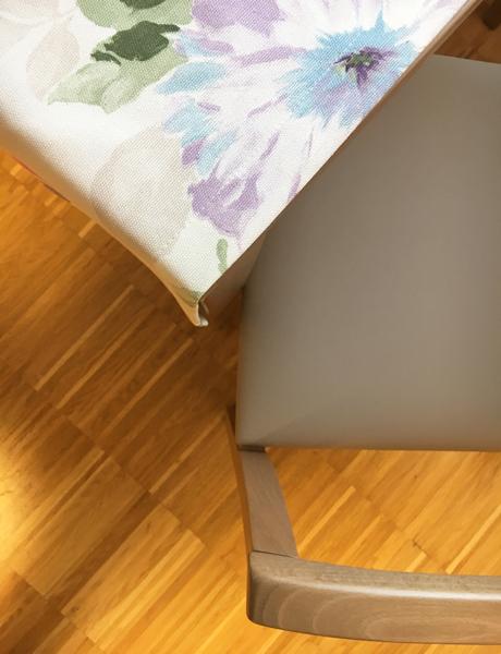 raumwunder   Bewohnerzimmer   Stuhl Stoff Kombination