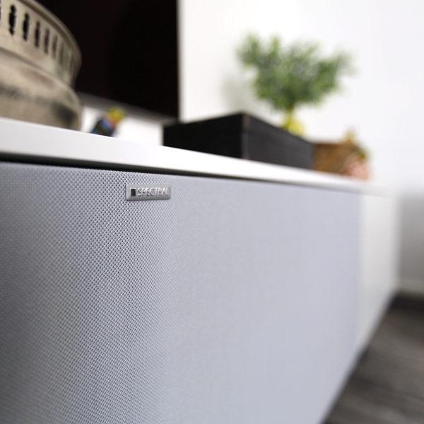 raumwunder   Wohnzimmer   Sideboard Soundsystem